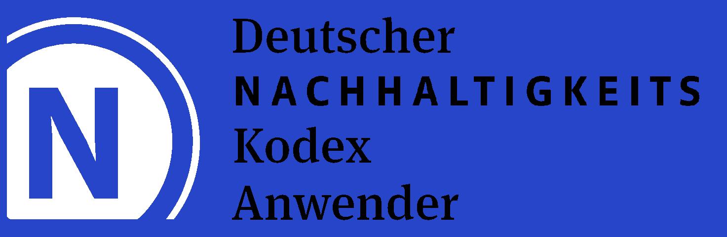 Deutscher Nachhaltigkeitskodex Anwender