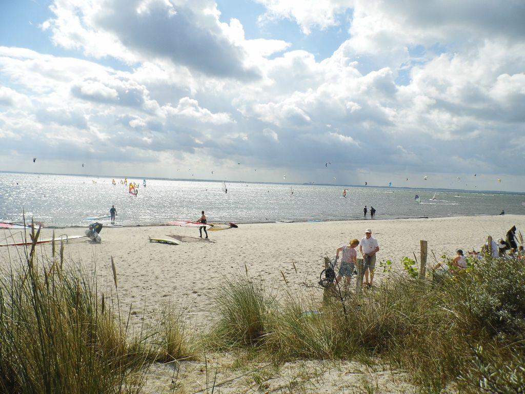 Imbiss am Strand zu verkaufen